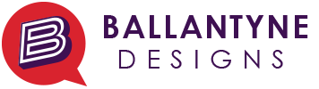 Ballantyne Design: Logo